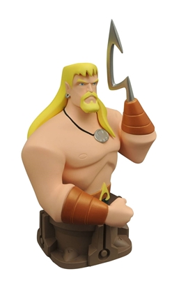 Picture of JLA ANIMATED SERIES AQUAMAN RESIN BUST