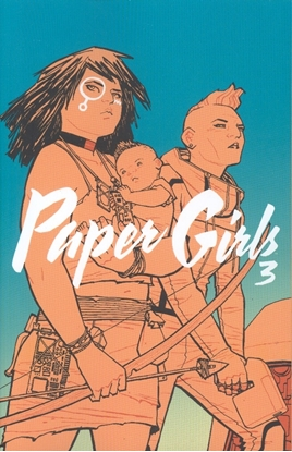 Picture of PAPER GIRLS TPB VOL 3