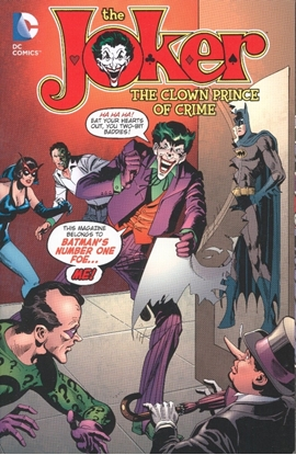 Picture of JOKER CLOWN PRINCE OF CRIME TP