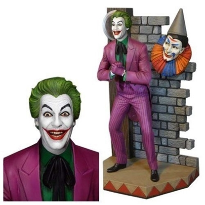 Picture of BATMAN 1966 1/6 SCALE JOKER MAQUETTE