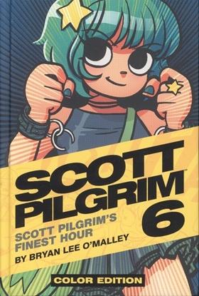 Picture of SCOTT PILGRIM COLOR HC VOL 06 (OF 6)