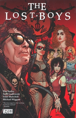 Picture of LOST BOYS TPB (MR)