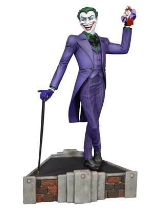 Picture of BATMAN CLASSIC JOKER MAQUETTE