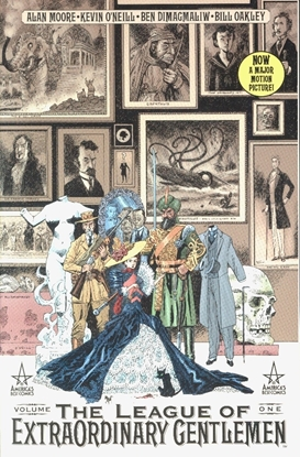 Picture of THE LEAGUE OF EXTRAORDINARY GENTLEMEN TP VOL 01