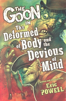Picture of THE GOON TP VOL 11 THE DEFORMED OF BODY AND THE DEVIOUS OF MIND