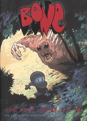 Picture of BONE ONE VOL EDITION SOFTCOVER