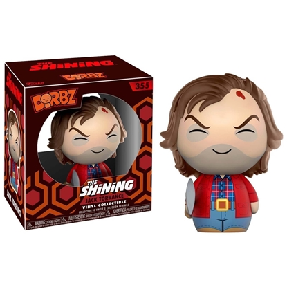 Picture of DORBZ THE SHINING JACK TORRANCE #355  VINYL FIGURE