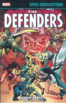 Picture of DEFENDERS EPIC COLLECTION TP ASHES ASHES