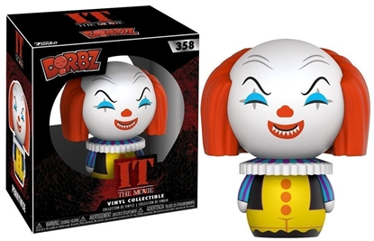 "Picture of FUNKO DORBZ ""IT"" PENNYWISE #358 NEW VINYL FIGURE"