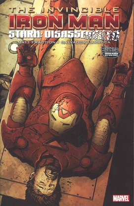 Picture of INVINCIBLE IRON MAN TP VOL 04 STARK DISASSEMBLED