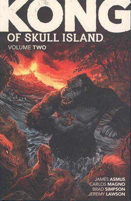 Picture of KONG OF SKULL ISLAND TP VOL 02