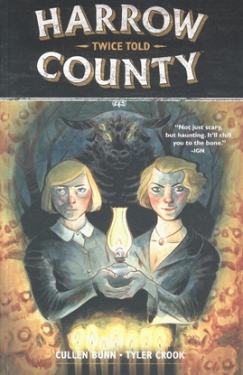 Picture of HARROW COUNTY TP VOL 2 TWICE TOLD