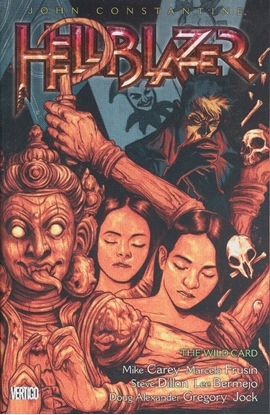 Picture of HELLBLAZER TP VOL 16 THE WILD CARD (MR)