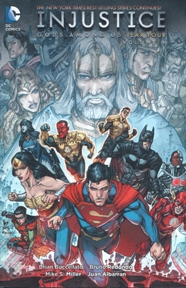 Picture of INJUSTICE GODS AMONG US YEAR FOUR TP VOL 01