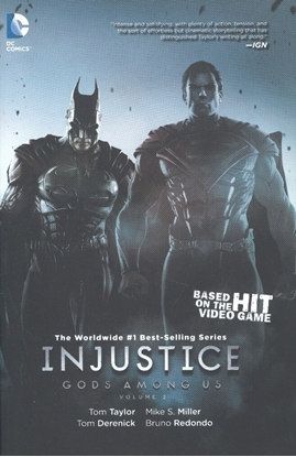Picture of INJUSTICE GODS AMONG US TP VOL 02