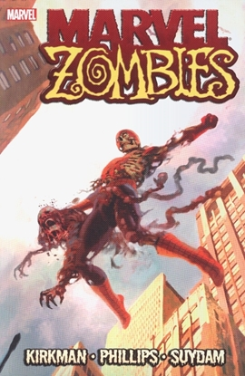 Picture of MARVEL ZOMBIES TP SPIDER-MAN COVER
