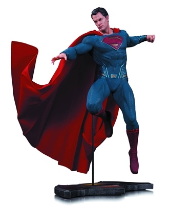 Picture of BATMAN V SUPERMAN DOJ SUPERMAN STATUE