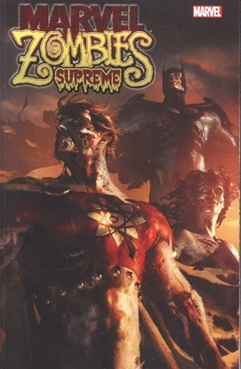 Picture of MARVEL ZOMBIES SUPREME TP