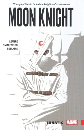 Picture of MOON KNIGHT TPB VOL 1 LUNATIC
