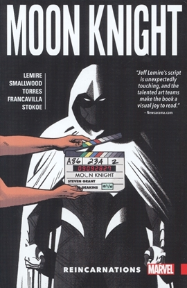 Picture of MOON KNIGHT TP VOL 02 REINCARNATIONS