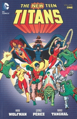 Picture of NEW TEEN TITANS TPB VOL 01