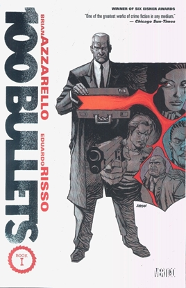 Picture of 100 BULLETS TP BOOK 1