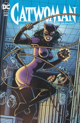 Picture of CATWOMAN BY JIM BALENT TPB BOOK 1