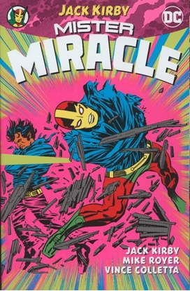 Picture of MISTER MIRACLE BY JACK KIRBY TP