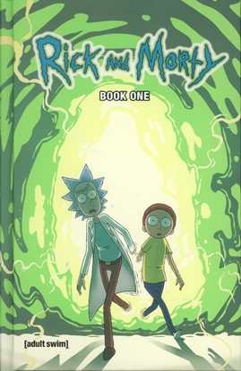 Picture of RICK & MORTY HC BOOK 1