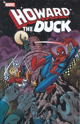 Picture of HOWARD THE DUCK TP COMPLETE COLLECTION VOL 04