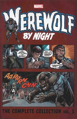 Picture of WEREWOLF BY NIGHT COMPLETE COLLECTION TP VOL 01