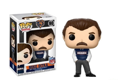 Picture of FUNKO POP FOOTBALL N.F.L. LEGENDS MIKE DITKA BEARS #90 NEW VINYL FIGURE