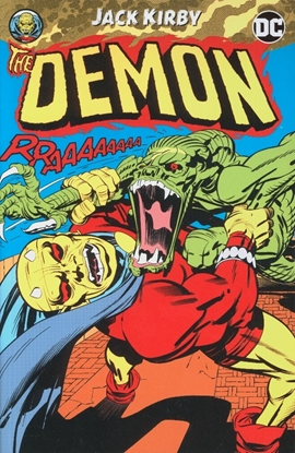 Picture of DEMON BY JACK KIRBY TP