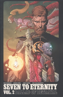 Picture of SEVEN TO ETERNITY TP VOL 02 (MR)