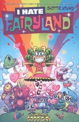 Picture of I HATE FAIRYLAND TPB VOL 3 GOOD GIRL (MR)