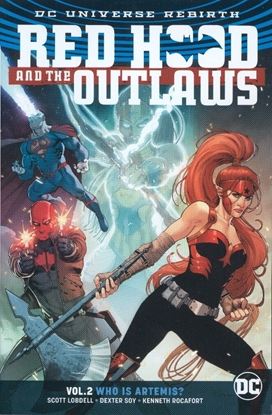 Picture of RED HOOD & THE OUTLAWS TP VOL 2 WHO IS ARTEMIS (REBIRTH)