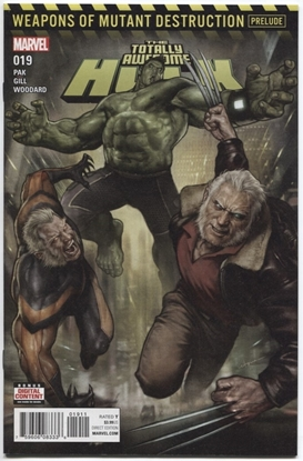 Picture of TOTALLY AWESOME HULK #19