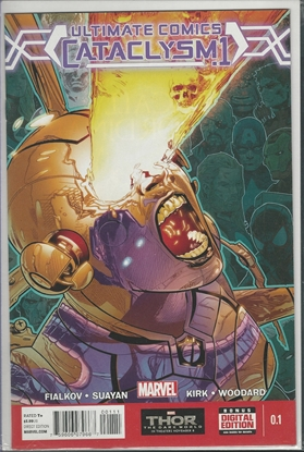 Picture of CATACLYSM SET 15 COMICS SPIDER-MAN LAST STAND X-MEN NM 1 2 3 4 5