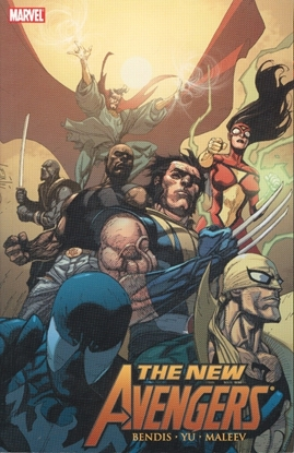 Picture of NEW AVENGERS TP VOL 06 REVOLUTION