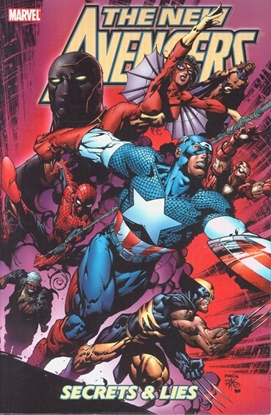 Picture of NEW AVENGERS TP VOL 03 SECRETS AND LIES