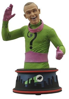 Picture of BATMAN 1966 RIDDLER BUST