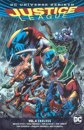 Picture of JUSTICE LEAGUE TP VOL 04 ENDLESS (REBIRTH)