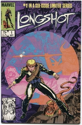 Picture of LONGSHOT (1985) #2 9.6 NM+