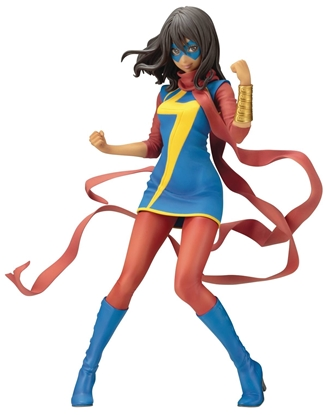 Picture of KOTOBUKIYA BISHOUJO STATUE  MARVEL MS MARVEL KAMALA KHAN