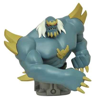 Picture of DC COLLECTIBLES JLA ANIMATED SERIES DOOMSDAY RESIN BUST