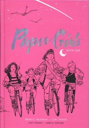 Picture of PAPER GIRLS DELUXE EDITION HC VOL 1