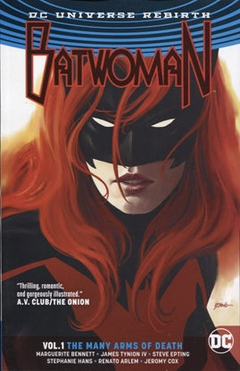 Picture of BATWOMAN TP VOL 01 THE MANY ARMS OF DEATH (REBIRTH)