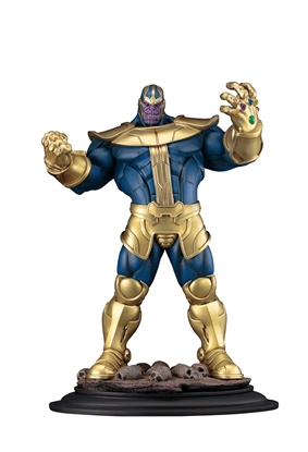 Picture of MARVEL UNIVERSE THANOS FINE ART STATUE