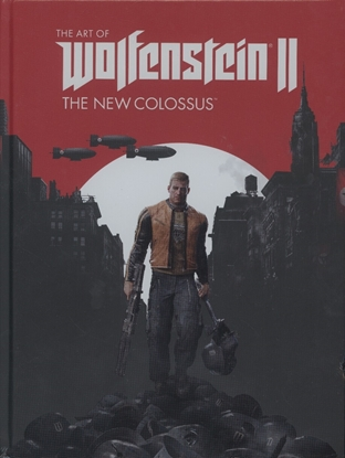 Picture of ART OF WOLFENSTEIN II NEW COLOSSUS HC