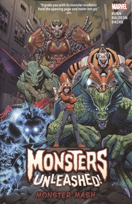 Picture of MONSTERS UNLEASHED TPB VOL 1 MONSTER MASH